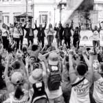 VIVA! 2015, flash mob in Piazza Montecitorio