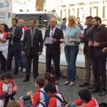 VIVA! 2015, l'iniziativa in Piazza Montecitorio