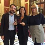 VIVA! 2015, la Presidente della Camera Laura Boldrini partecipa all'iniziativa
